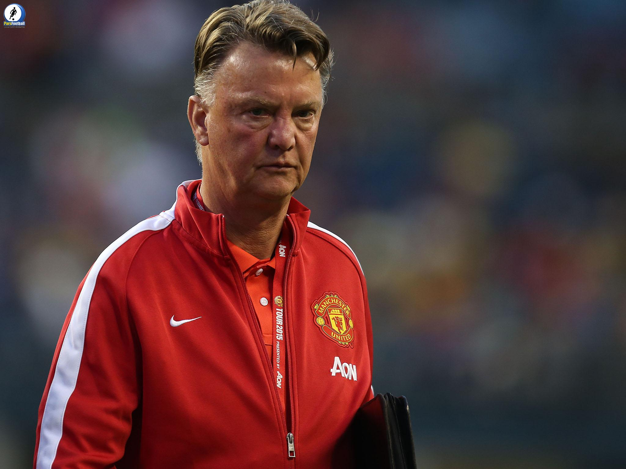 SEATTLE, WA - JULY 17:  Manager Louis van Gaal of Manchester United walks off after the International Champions Cup 2015 match between Manchester United and Club America at CenturyLink Field on July 17, 2015 in Seattle, Washington.  (Photo by Matthew Peters/Man Utd via Getty Images)