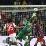 Barcelona. Arsenal 5