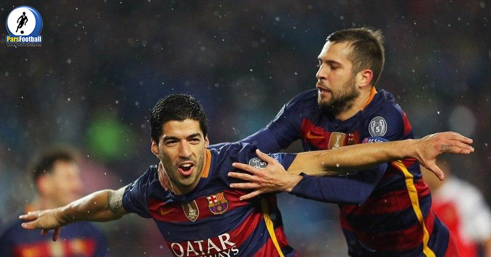 Barcelona. Arsenal 7