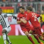 Bayern. Juventus 10