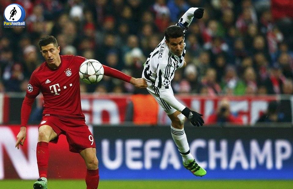 Bayern. Juventus 12
