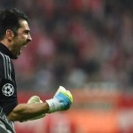 Bayern. Juventus 2. Buffon