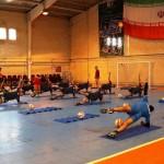 Iran Team. Training 3