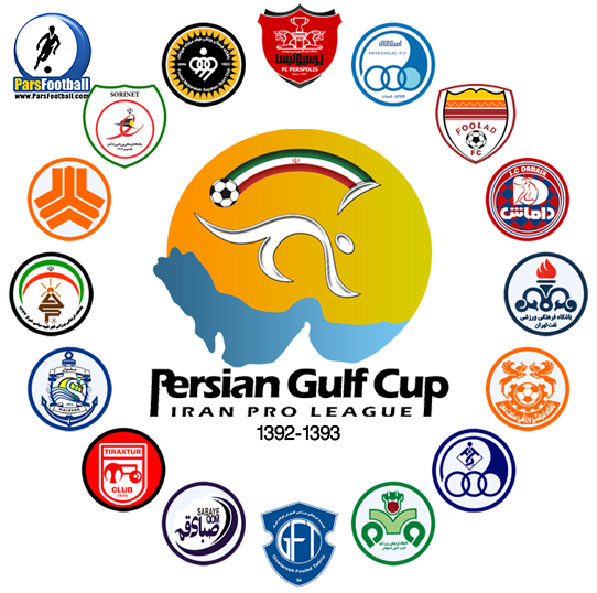 Persian Golf League. Lige Khalije Fars