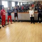 Perspolis. Training 1