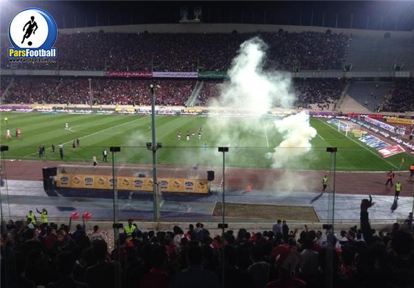 Stadium Azadi - Enfejaar