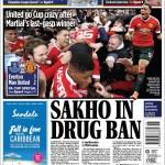 Dailymail Sport. 5Ordibehesht