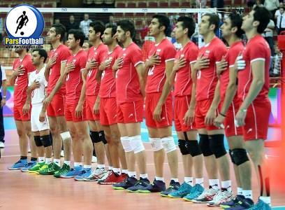 تیم ملی والیبال