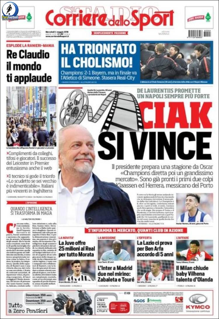 CorrieredelloSport.15Ordibehesht