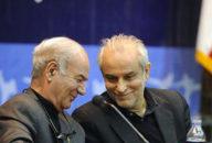 بهرام افشارزاده و سجادی