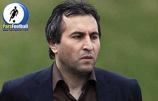 علی لطیفی بازیکن سابق استقلال