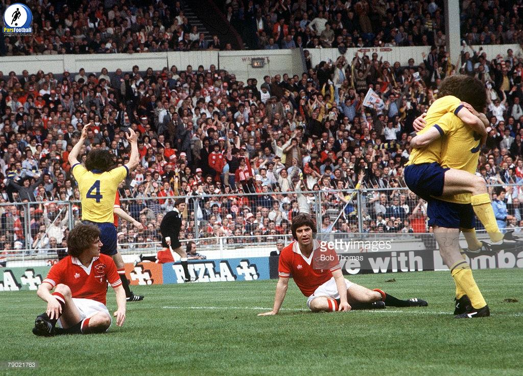 arsenal manutd 1979