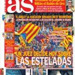 عناوین روزنامه آ.اس اسپانیا31 اردیبهشت 95