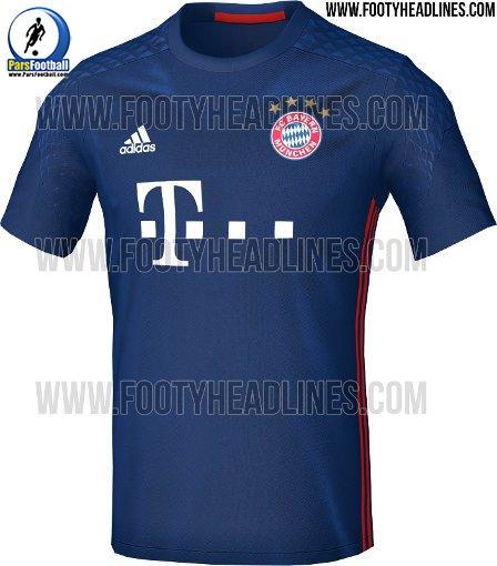 bayern shirt 2016-17 3