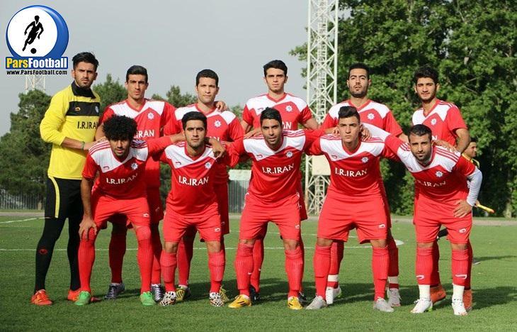 تیم ملی دانشجویان