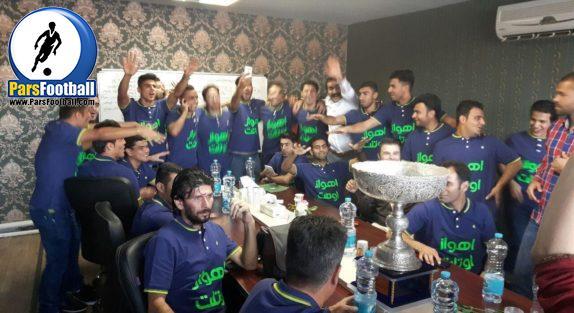 جام قهرمانی استقلال خوزستان