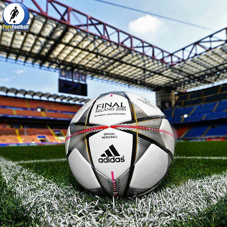 توپ فینال لیگ قهرمانان اروپا