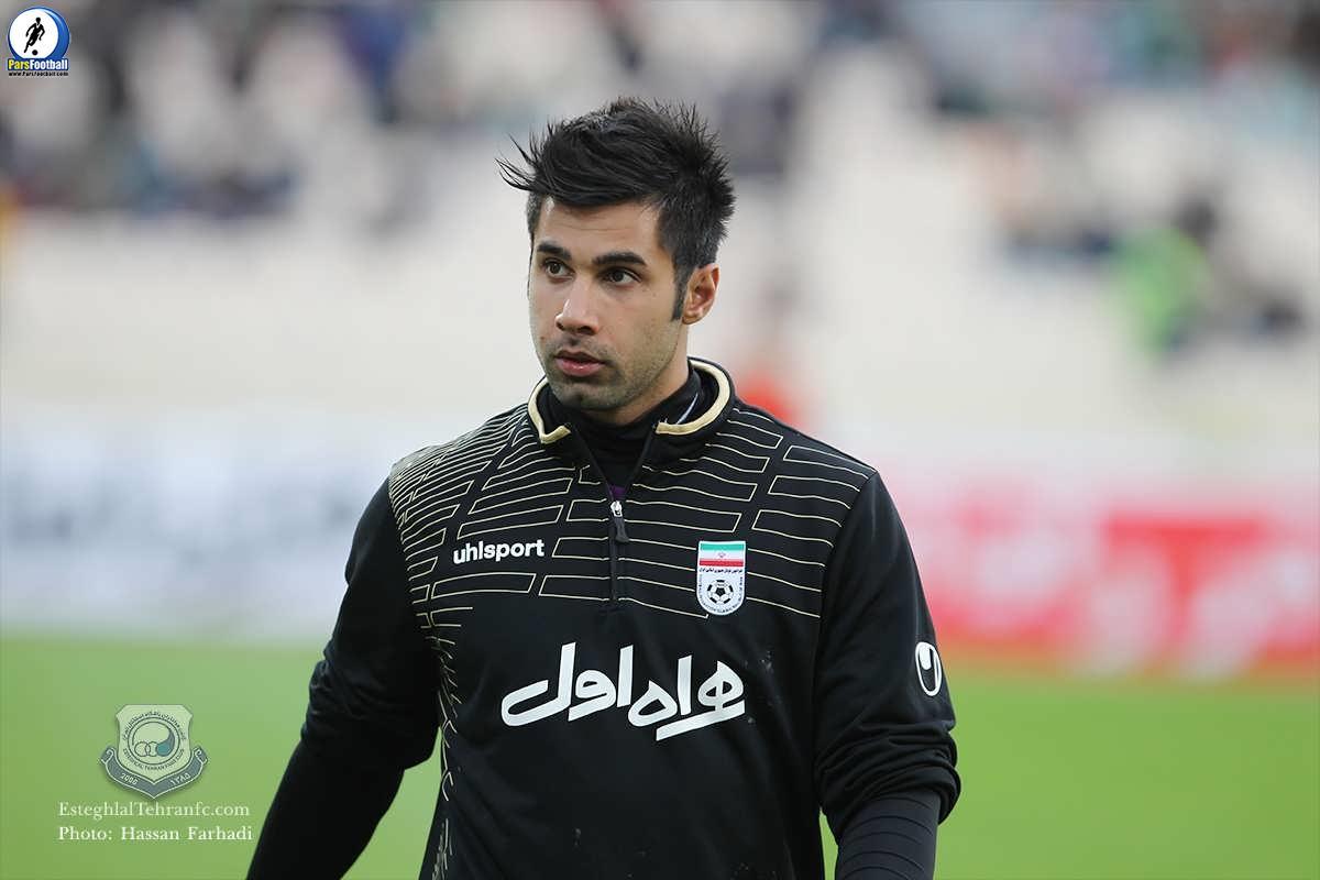 دیدارهای تدارکاتی تیم ملی فوتبال ایران 1 کره جنوبی 0 27 آبان 1393 34