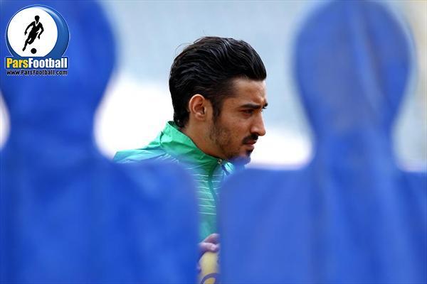 رضا قوچاننژاد : گلزنی وظیفه مهاجم است | خبرگزاری فوتبال ایران