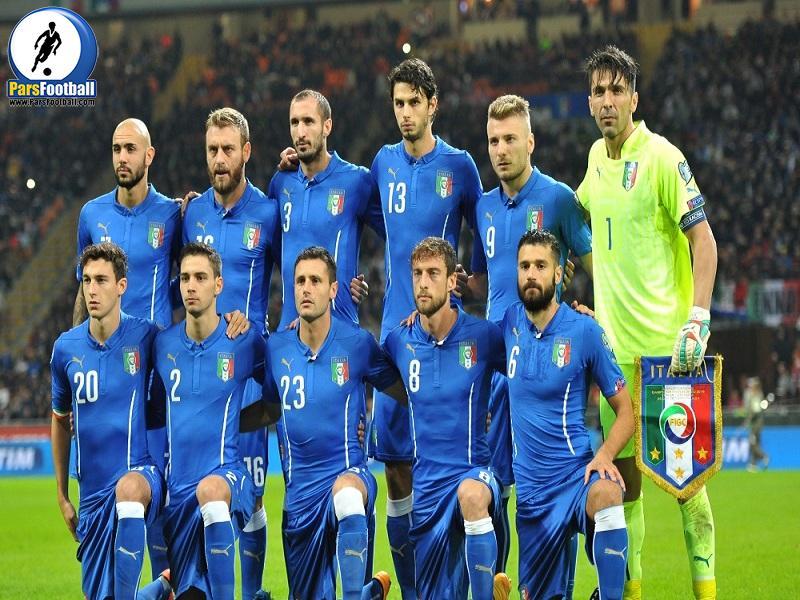 تیم ملی ایتالیا
