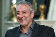 علی کفاشیان یورو را از خانه تماشا میکند