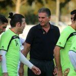 اردوی تیم ملی فوتبال ایران