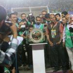 ضرب و شتم خبرنگاران در پایان بازی فینال حذفی