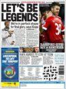 عناوین روزنامه دیلی میل اسپورت انگلیس 29 اردیبهشت 95