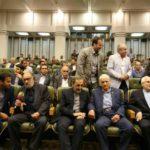 مراسم تجلیل از پیشکسوتان و قهرمانان ورزش ایران