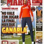 عناوین روزنامه مارکا اسپانیا31 اردیبهشت 95