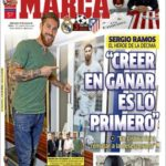 عناوین روزنامه مارکا اسپانیا 5 خرداد 95