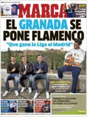 عناوین روزنامه مارکا اسپانیا 22 اردیبهشت 95
