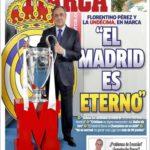 عناوین روزنامه مارکا اسپانیا 11 خرداد 95