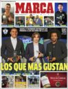 عناوین روزنامه مارکا اسپانیا 24 اردیبهشت 95