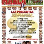 عناوین روزنامه مارکا اسپانیا 28 اردیبهشت 95 را مرور خواهیم کرد