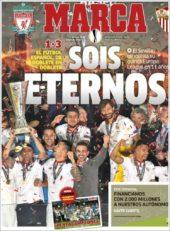 عناوین روزنامه مارکا اسپانیا 30 اردیبهشت 95