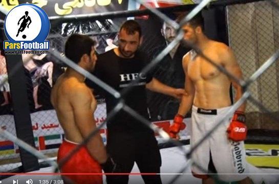 مبارزات داخل قفس (MMA)