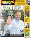 عناوین روزنامه ال موندو دپورتیوو اسپانیا 23 اردیبهشت 95