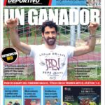 عناوین روزنامه ال موندو دپورتیوو اسپانیا 9 خرداد 95