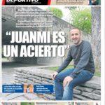 عناوین روزنامه ال موندو دپورتیوو اسپانیا 6 خرداد 95