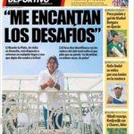عناوین روزنامه ال موندو دپورتیوو اسپانیا 8 خرداد 95