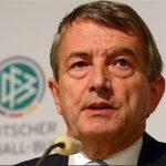 ولفگانگ نیرزباخ رئیس پیشین اتحادیه فوتبال آلمان
