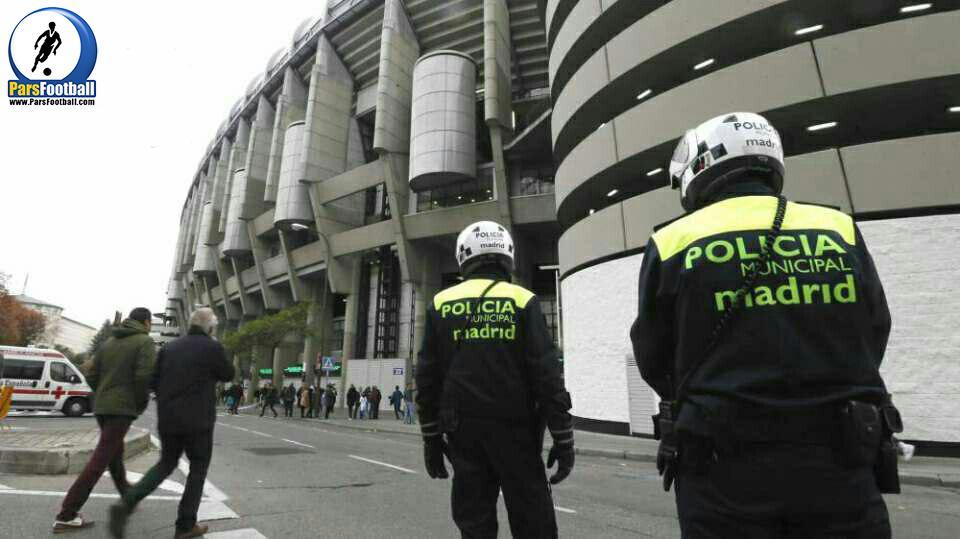 پلیس مادرید