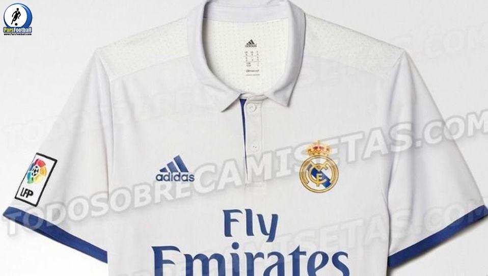 realmadrid shirt 2016-2017