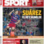 عناوین روزنامه اسپورت اسپانیا 31 اردیبهشت 95