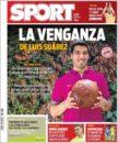 عناوین روزنامه اسپورت اسپانیا 24 اردیبهشت 95