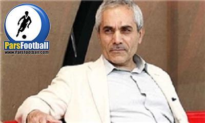 علی اکبر طاهری مدیرعامل پرسپولیس