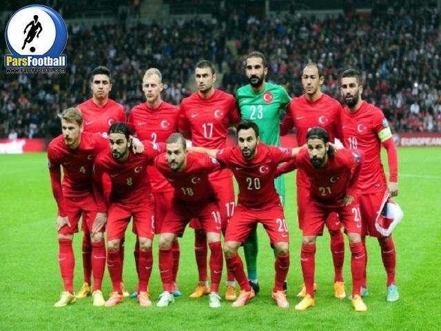 تیم ملی ترکیه