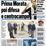 عناوین روزنامه توتو اسپورت ایتالیا 4 خرداد 95