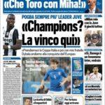 عناوین روزنامه توتو اسپورت ایتالیا 31 اردیبشت95